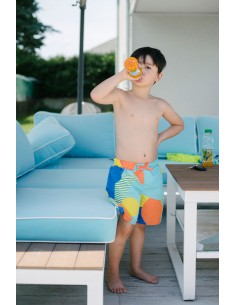 Boys swim wear (enogu bleu)
